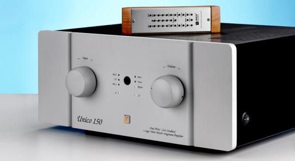 מגבר סטריאו משולב Unison Research - Unico 150