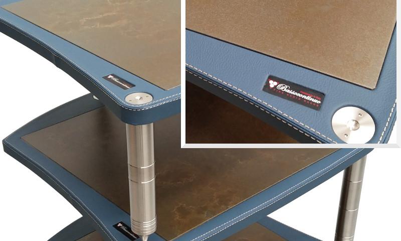 ארון סטריאו היי אנד מעוצב , ארונית יוקרה למערכת סטריאו bassocontinuo