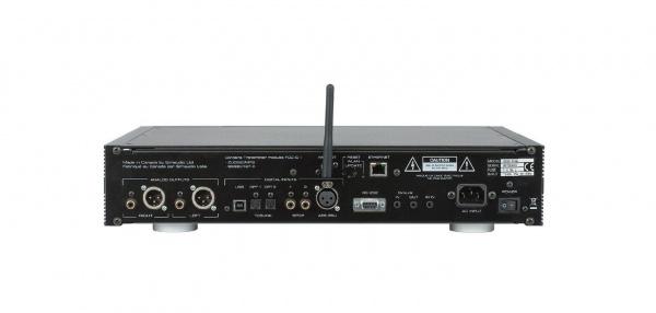 ממיר דיגיטלי לאודיו משולב סטרימר MOON - 280D DSD
