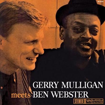 Gerry Mulligan and Ben Webster – Gerry Mulligan Meets Ben Webster