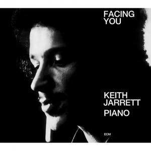 תקליט , תקליטים, Keith Jarrett - Facing You