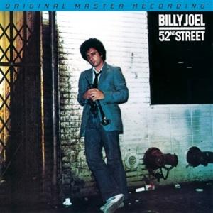 תקליט , תקליטים, MFSL2-384-2 Billy Joel - 52nd Street