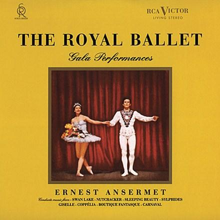 תקליט איכותי, Ansermet - The Royal Ballet Gala Performances