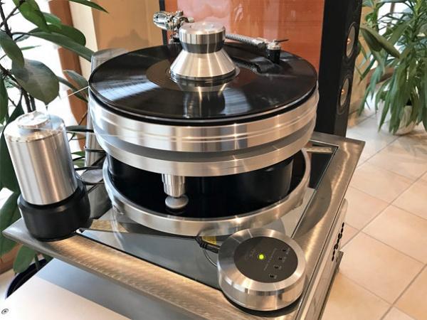 פטיפון איכותי Acoustic Solid - Metall 111 Aufrustung