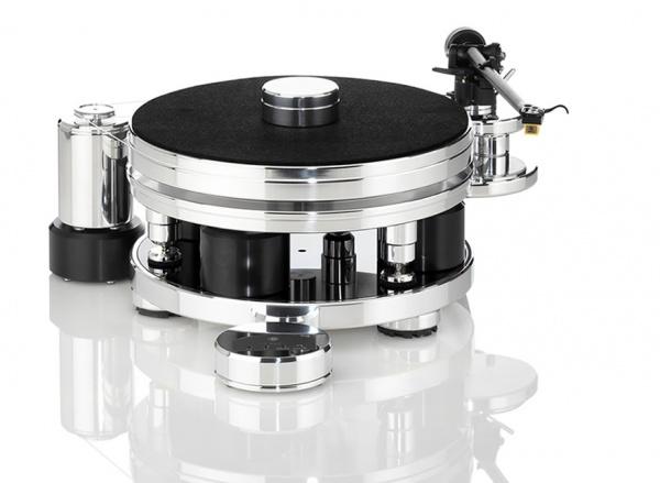 פטיפון Acoustic Solid - Metall 111 Aufrustung