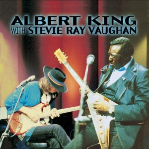 תקליטי בלוז Albert King with Stevie Ray Vaughan - In Session