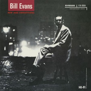 תקליטי ג'אז Bill Evans - New Jazz Conceptions