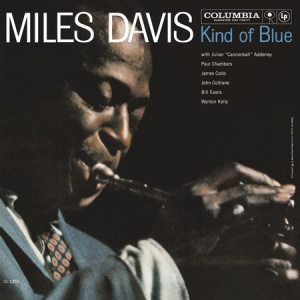 תקליטי ג'אז Miles Davis - Kind Of Blue