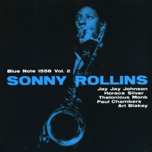 תקליטי ג'אז Sonny Rollins - Vol. 2