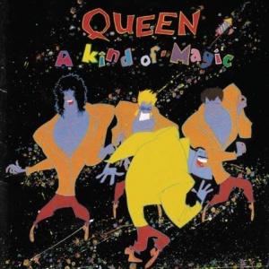 תקליט איכות במבצע Queen - A KIND OF Magic