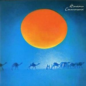 תקליט איכות Santana - Caravanserai