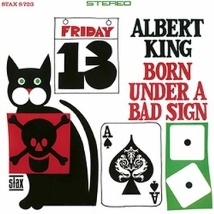 תקליט בלוז Albert King - Born Under A Bad Sign