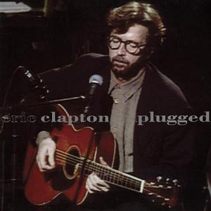 תקליט ג'אז כפול Eric Clapton - Unplugged