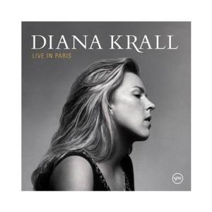 תקליט ג'אז Diana Krall - Live In Paris