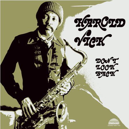 תקליט ג'אז Harold Vick - Don't Look Back