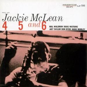 תקליט ג'אז Jackie McLean - 4, 5, and 6