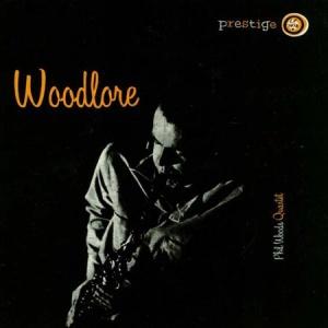 תקליט ג'אז Phil Woods Quartet - Woodlore