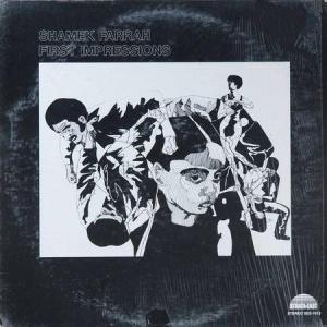 תקליט גאז, Shamek Farrah - First Impressions