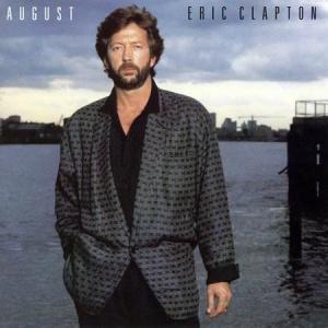 תקליט רוק Eric Clapton - August