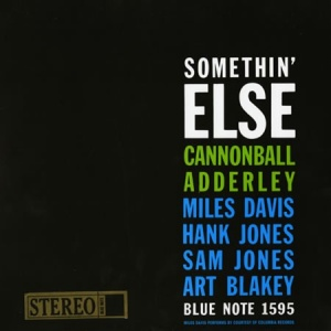 תקליט Vinyl גאז ,Cannonball Adderley - Somethin' Else