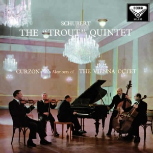 תקליט איכות ,Clifford Curzon - Schubert: The 'Trout' Quintet