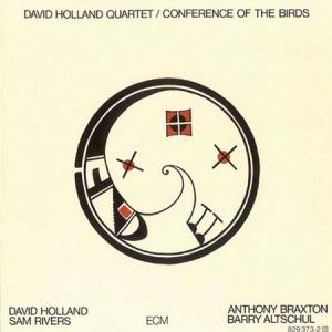 תקליט חדש , הדפסת מאסטר,David Holland Quartet - Conference Of The Birds, כ 180 גרם.