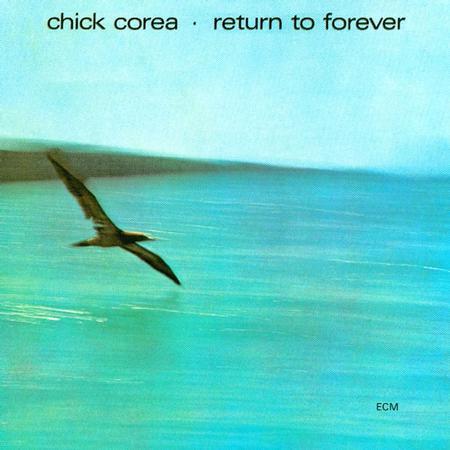 תקליט יבוא איכותי ,Chick Corea - Return To Forever, כ 180 גרם, ECM.