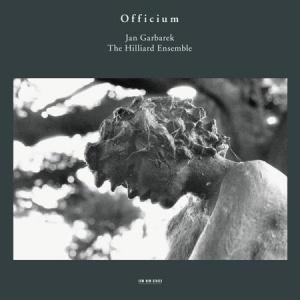 תקליט יבוא ,Garbarek/Hilliard Ensemble - Officium, כ 2 תקליטים 180 גרם ECM.