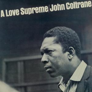 תקליט גאז , John Coltrane-A Love Supreme