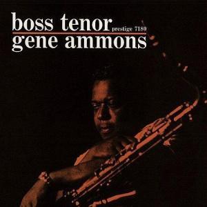 תקליט Vinyl גאז 200 גרם ,Gene Ammons- Boss Tenor , הדפסת על איכותית.