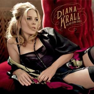 תקליט יבוא כפול ,Diana Krall- Glad Rag Doll , דייאנה קרל האגדית , 2 תקליטים כ 180 גרם.