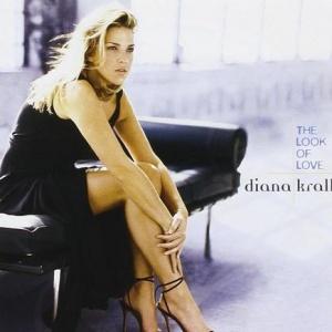 תקליט גאז קלאסי Diana Krall- The Look Of Love , תקליט כפול 2 תקליטים.