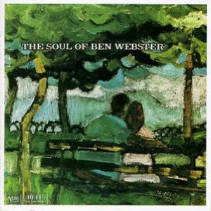 תקליט גאז איכות ,Ben Webster - The Soul Of Ben Webster , תקליט כפול 200 גרם, Analogue Production.