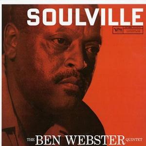 תקליט גאז חדש כפול ,Ben Webster Quintet - Soulville