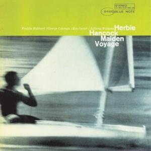 תקליט ג'אז תוצרת חוץ ,Herbie Hancock - Maiden Voyage.