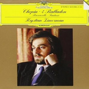 Krystian Zimerman - Chopin- 4 Ballads תקליט קלאסי -