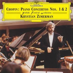 Krystian Zimerman - Chopin- Piano Concertos Nos. 1 & 2 תקליטים קלאסיים,