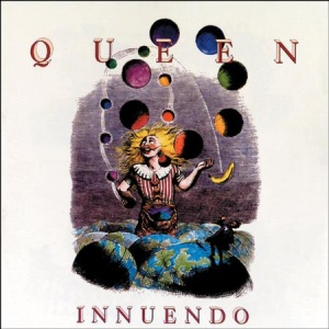Queen - Innuendo, תקליט איכות במבצע