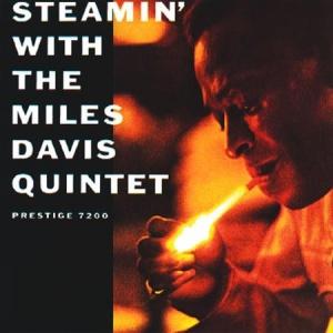 תקליט גאז ,Miles Davis - Steamin' With The Miles Davis Quintet