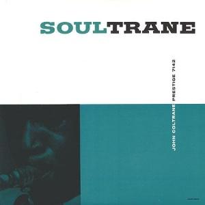 תקליט איכות ,John Coltrane- Soultrane , לייבל Analogue Production