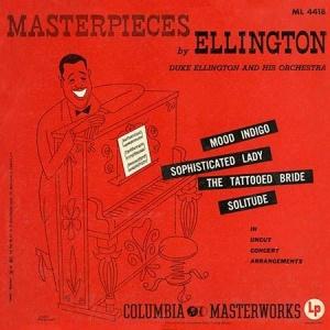 קלאסיקות של גאז ,Duke Ellington- Masterpieces By Ellington , תקליט 200 גרם.