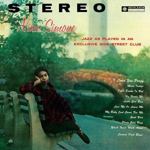 תקליט ויניל ,Nina Simone - Little Girl Blue, כ 200 גרם , איכות הקלטה גבוהה.