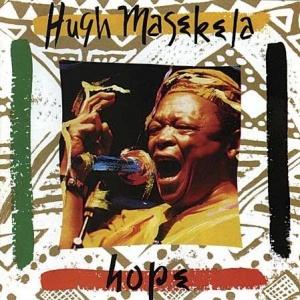 תקליט יבוא ,Hugh Masekela - Hope , 2 תקליטים כ 200 גרם
