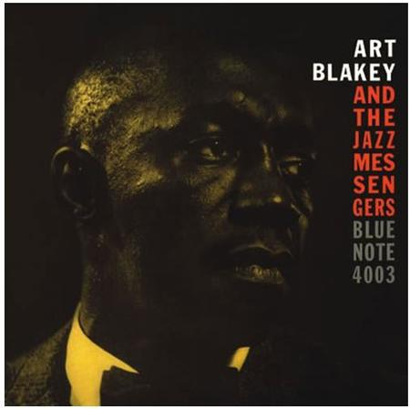 קלאסיקות בויניל Art Blakey & The Jazz Messengers - Moanin'