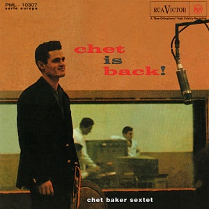 תקליטי ג'אז Chet Baker - Chet Is Back