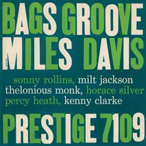 תקליט איכות Miles Davis - Bags Groove