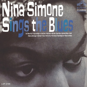 תקליט בלוז Nina Simone - Sings The Blues