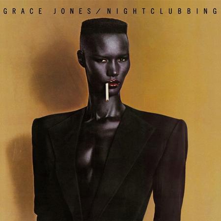תקליט במבצע Grace Jones - Nightclubbing