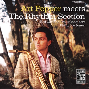 תקליט תוצרת חוץ ,Art Pepper- Meets The Rhythm Section, תקליט איכות 180 גרם.