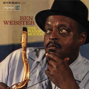 תקליט גאז Ben Webster - The Warm Moods